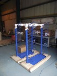 Powder Coated Racking