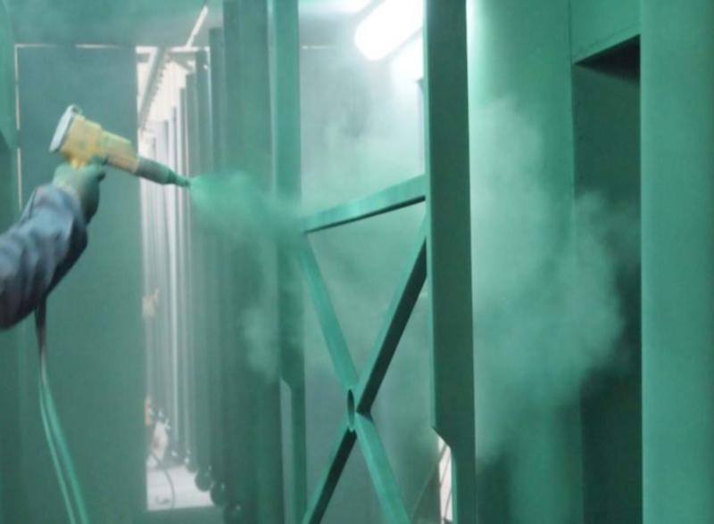 Powder Coating at UK Powder Coating (East Midlands)